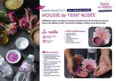 Recette : La Mousse