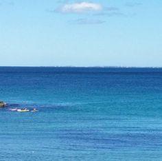 looking towards rottnest island from cottesloe - Google Search Western Australia, Perth Australia, Cottesloe Beach, Autumn Day, Waves, Sandpaper, Bike, Island, Distance