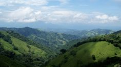Tarrazu, Costa Rica.  This is where my coffee came from!!