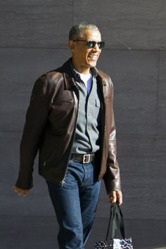 00e7b31f0b7408 Barack Obama - 14 Photos Of Obama Post-Presidency That Prove He s Living  His Best