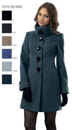 Каталог квелли пальто женское розница