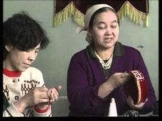 """TURKUAZ Belgeseli 19/24 """"Aşina Sesler: Uygur"""" - ÇİN - 1990 (Sincan, Gaoc..."""