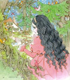 """高橋真琴 Macoto Takahashi """"Snow White"""""""