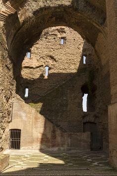 Terme di Caracalla Trastevere, Rome, Latium Italia