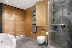 heater in bathroom design by LOFTSTUDIO/ grzejnik w projekcie LOFTSTUDIO Pragniesz podobnego wnętrza to zgłoś się do nas www.loftstudio.pl
