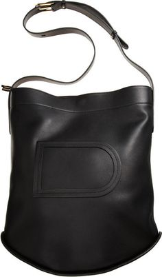 5428680366f Delvaux Le Pin Leather Bag - Mine is chocolate brown and nearly 20 years  old.