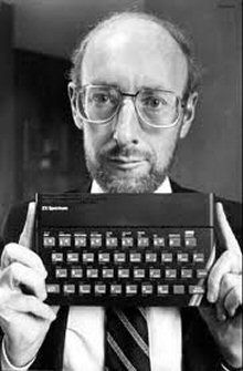 Sir Clive Sinclair, inventor and pioneer of the first home computers (Sinclair ZX81 and Spectrum) was born on this day 29th July, 1940. In 2010 Sinclair stated that he did not use computers himself, and preferred using the telephone to email. In 1983, Sinclair formed Sinclair Vehicles and released the Sinclair C5, a battery electric vehicle that proved to be a commercial failure