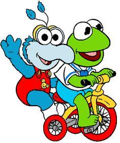 Fozzie Bear Baby | Muppets Phreek: Fozzie Bear | Pinterest ...