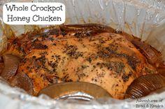 Recipe Wednesday – Crockpot Chicken