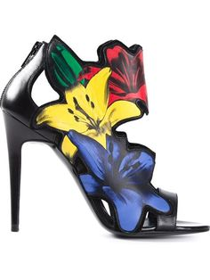 Shop Pierre Hardy 'Lily' sandals  in D'Aniello from the world's best independent boutiques at farfetch.com. Over 1000 designers from 300 boutiques in one website.