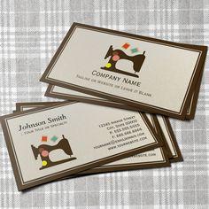 Tailor Business Card | Tailor Business Cards | Pinterest ...