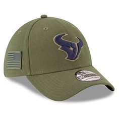innovative design 184bc 12bd5 Houston Texans New Era 2018 Salute to Service 39THIRTY Flex Hat