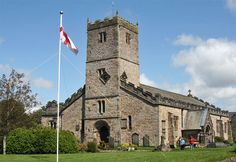 St Marys Church Kirkby Lonsdale, was built between 1090 and 1130.