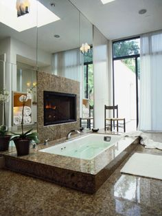 Better Homes and Gardens and nearly every Real Estate Expert in the nation all agree that The Spa Experience in your master bath is one of the most popular trends in new homes and remodeled homes.  http://www.SikoraCreations.com