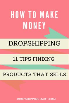 LDropshipping business is the one of best side hustle. It doesn't take a lot of time and it's a great way to make money from home.  It's perfect for people working a nine to five or busy staying home moms.