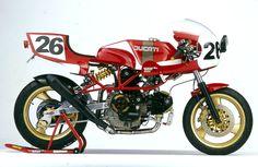 Ducati SUPERPANTAH 900