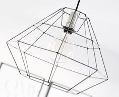Therez.se - #diamond #diamondlamp #livingroom #blackandwhite #white #black #sealoe #print