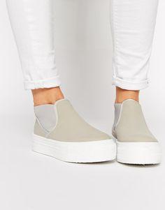 ASOS   ASOS DANSON Flatform Sneakers at ASOS