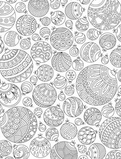 For Kids - Ornament Coloring Page Christmas Pages For Adults Free Printable. Christmas Coloring Pages For Adults 2018 Dr Odd. Awesome Coloring Pages Christmas Ornaments Design Free. Christmas Ornaments Coloring Pages For Adults Tagged at swifte. Coloring Book Pages, Printable Coloring Pages, Free Adult Coloring Pages, Christmas Colors, Christmas Art, Christmas Ornaments, Christmas Pictures, Christmas Mandala, Christmas Decorations