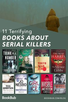 11 Terrifying Books About Serial Killers If you are looking for a novel that will keep you up late at night, these terrifying serial killer books will do the trick! Books You Should Read, Books To Read, My Books, Types Of Books, Summer Reading Lists, Thriller Books, Reading Rainbow, Books For Teens, Mystery Books