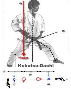 Zenkutsu dachi - Google Search