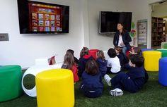 Escola em São Paulo inaugura sala no 'formato Google'