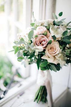 Wedding Inspiration | English Garden Style