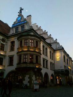 Hofbräuhaus - Munich