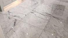 Marble Floor Cleaning Polishing Sealing Brighton Hove East Sussex - Marble floor cleaner cleaning, diamond polishing, and sealing Brighton & Hove East Sussex. Portsmouth, Küchen Design, Tile Design, Marble Design Floor, Tile Floor Designs, Herringbone Marble Floor, Grey Marble Tile, Calacatta Marble, East Sussex
