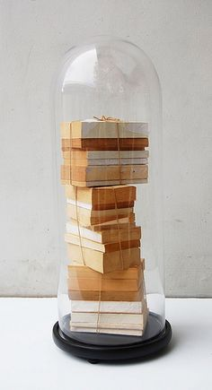 Tall Cloche by Like That One, via Flickr