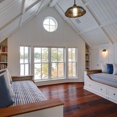 Lake Cottage Design Ideas, Pictures, Remodel and Decor
