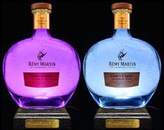 Disaronno Liqueur LED Bottle Lamp Bottle by DiamondLiquorLights