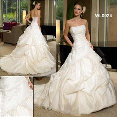 Beautiful Wedding Dresses Pictures | PINteresting Pictures