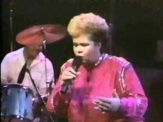 """Etta James & Dr. John """"I'd Rather Go Blind"""" (1987)"""