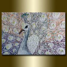 http://www.etsy.com/listing/93839760/original-peacock-oil-painting-textured