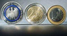 Il signoraggio della Merkel: la Germania si fa la moneta da 5 euro.I privilegi tedeschi nell' Euro http://jedasupport.altervista.org/blog/economia/merkel-moneta-signoraggio-bancario-bce/
