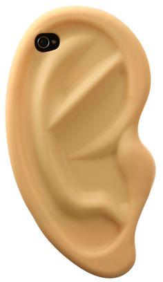GIANT 3D EAR IPHONE 4/4S CASE