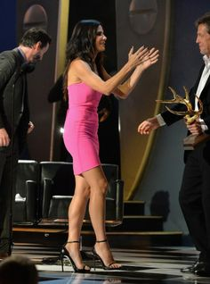 Sandra Bullock in Roland Mouret, Spike TV Guys' Choice Awards-CAN YOU BELIEVE SHE'S 50 YRS OLD!!!