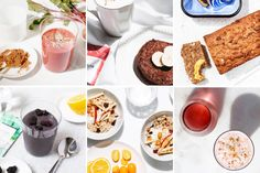 Feed Your Spirit! Protein Bites, Protein Shakes, Butter Pancakes, Ayurvedic Herbs, Cacao Nibs, Coconut Yogurt, Plant Protein, Almond Recipes, Breakfast Time