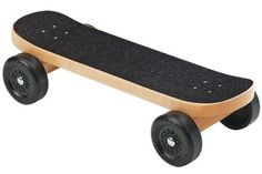 * Skateboard Pinewood Derby Car - one of many FREE design templates