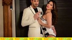 Check out the hot & sizzling Sunny Leone on the cover of Mandate Magazine January, 2015 Issue along with her super cool husband Daniel Weber.