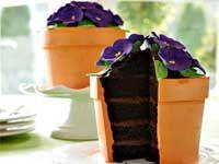 Торт «Фиалка» | Готовим дома с Фифисой