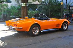 1970 Corvette..Re-pin Brought to you by agents of #CarInsurance at #HouseofInsurance in Eugene, Oregon