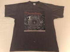 Vtg 1996 The Smashing Pumpkins Infinite Sadness Concert Tour T-Shirt Rare XL