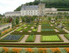 15 Villandry, Loire Valley, France
