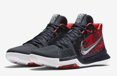 "The Nike Kyrie 3 Samurai Was Nike's ""Mysterious"" Christmas Day Release"