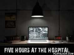 Five Hours At The Hospital  Android Game - playslack.com , support the dark-hour defender endure to morning. Watch disparate apartments with surveillance cameras and prevent monster's path. The conqueror of this game for Android, a safety defender, was wishing  for a quiet dark-hour translation in a quiet hospital. But abrupt living-dead calamity wrecked  his ideas. quiet cases turned into offensive undeads who want to get to the conqueror. You need to use surveillance camera and observe…