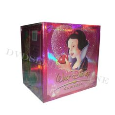 Walt Disney's 100 Years Of Magic 164 discs Collection DVD Box Set I want! It's every Disney movie ever made :)