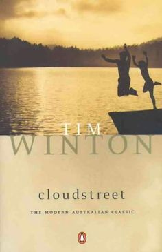 My favourite book in the entire world - Cloudstreet by Tim Winton! I know every location in this book, and every time I read it, it takes me back to the memories of living there. Thank you Tim Winton Book Club Books, My Books, Books To Read Before You Die, Reading Notes, Australian Authors, Library Card, Love Book, Great Books, Book Worms