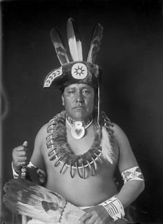 Old Eagle (aka George Dailey) - Otoe - 1899
